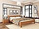 Кровать из дерева Рената ( из щита ), фото 5