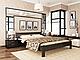 Кровать из дерева Рената ( из щита ), фото 6