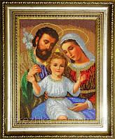 Схема для вышивки иконы Святое семейство