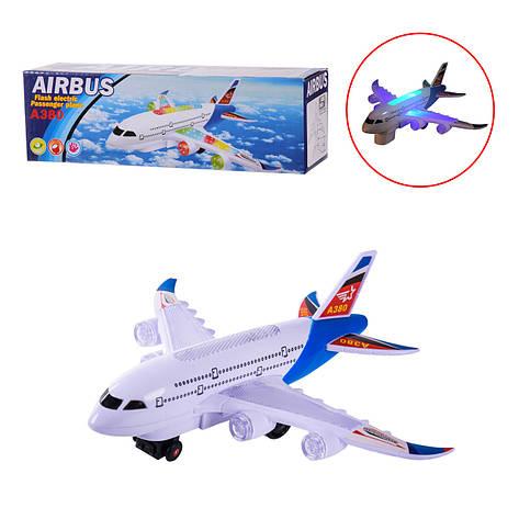 Самолет батар. 8610 (120шт 2) в кор. 22,5*7,5см, фото 2