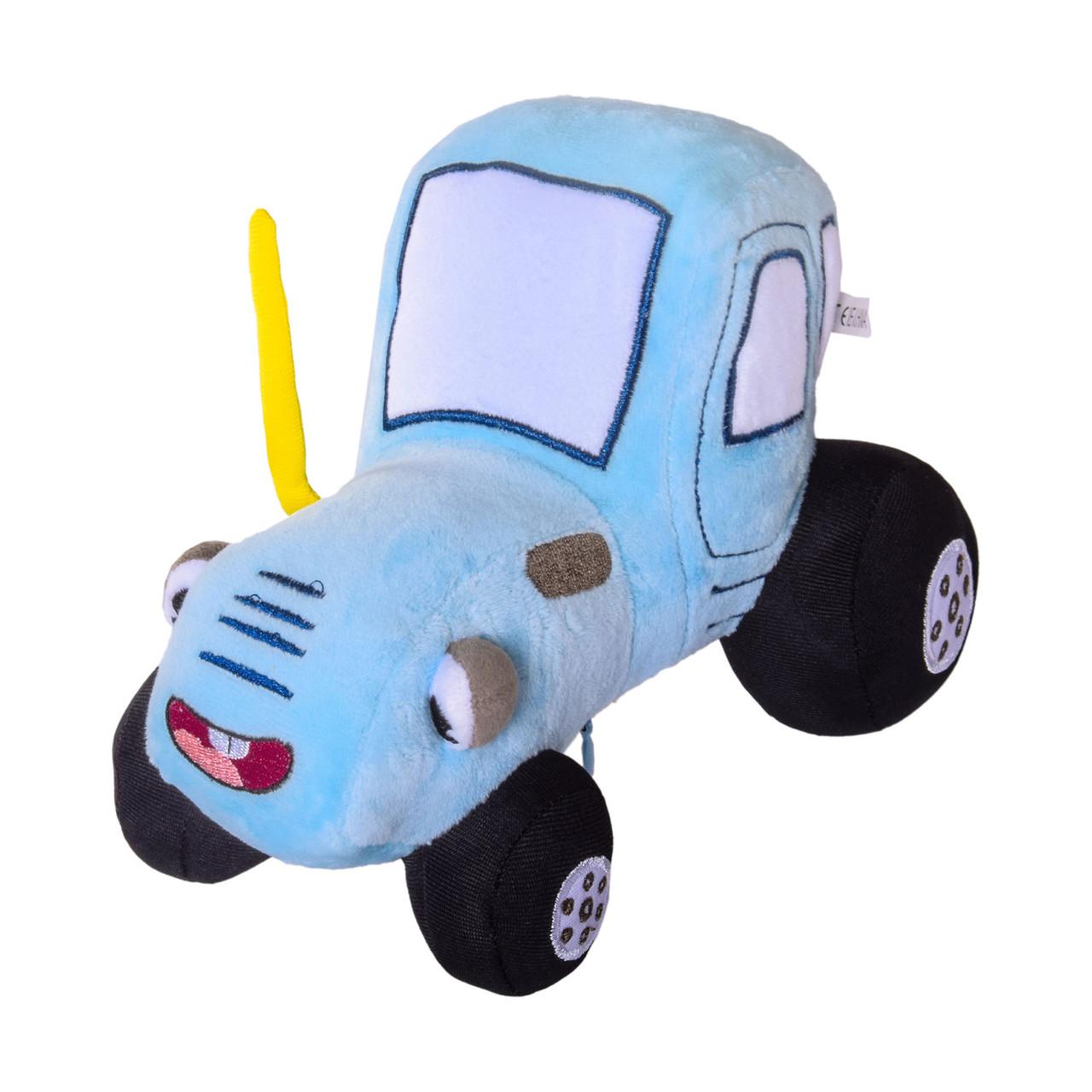 Мягкая игрушка BT1020R (40шт)Трактор, музыкальный русс.яз, р-р игрушки – 20 см, в пакете