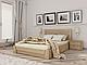 Кровать из дерева Селена ( из массива ), фото 2