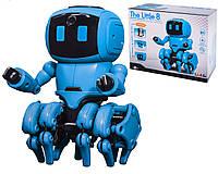 Конструктор Интерактивный Робот на сенсорном управлении 962, 205 деталей, фото 1