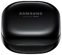 Бездротові навушники Samsung galaxy нирки золото Live вкладиші Bluetooth гарнітуру для телефону iphone, android black, фото 2
