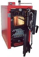 Чугунный твердотопливный угольный котел Viadrus (Виадрус) U 22 C-12 кВт — 2 секции, фото 1