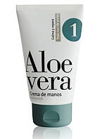 Увлажняющий крем для рук с экстрактом алоэ, 125мл, Deliplus