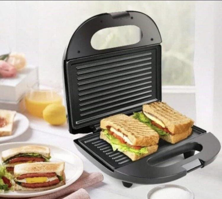 Бутербродниця А-Plus 2034 / гриль / сендвичница / тостер А-Плюс
