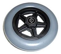 Колеса 6'' литые для инвалидных колясок