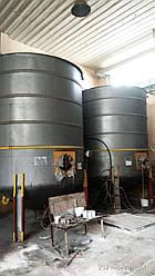 Емкость нержавеющая сталь 25 м. куб.