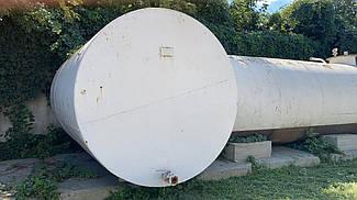 Горизонтальні сталеві резервуари РГС 25 м. Куб
