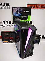 Ігровий комп'ютер, AMD Ryzen 7 2700 4.10 GHz (16 потоків), 8ГБ DDR4, SSD 240ГБ, GTX 1650 4ГБ, фото 1