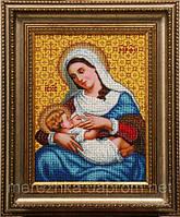 Схема иконы Богородица кормящая