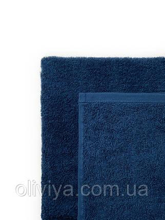 Рушник для рук 40х70 темно-синій, фото 2