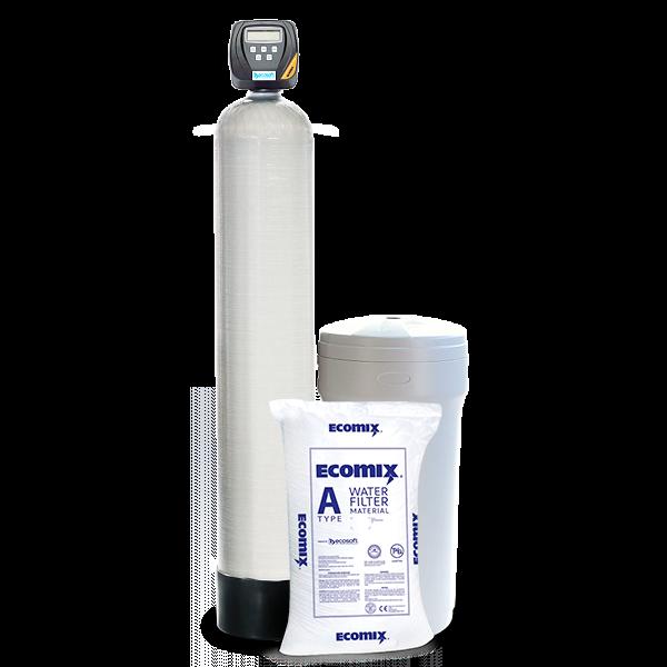Фильтр обезжелезивания и умягчения воды Ecosoft FK1035CIMIXA