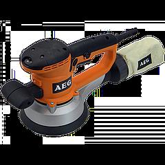 Ексцентрикова шліфувальна машина AEG EX 150 ES KIT