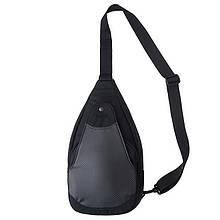 Сумка для прихованого носіння зброї DANAPER Velox (420х250х50мм), чорна
