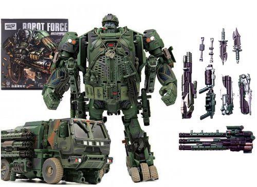 """Іграшка трансформер військовий автомобіль """"Armor Inspector"""" W8026"""