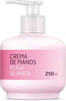 """Ароматный крем для рук """"Белая роза"""", 250мл, Deliplus"""