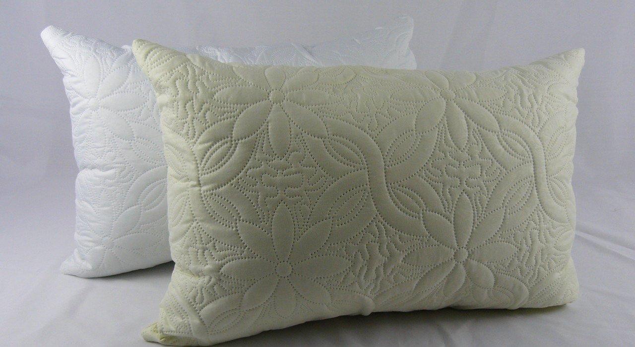 Подушка гіпоалергенна Bella Villa 50х70см, мікрофібра