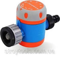 Таймер для поливу механічний Gruntek 1-клапанний