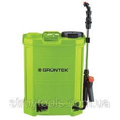 Обприскувач акумуляторний GRUNTEK BS-12-3BP