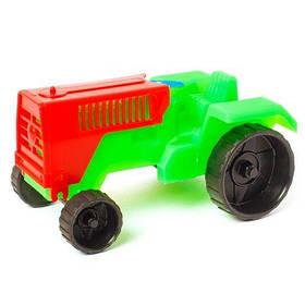 Дэнни мини трактор №6