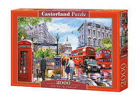 Пазли Castorland 2000 Весна в Лондоні