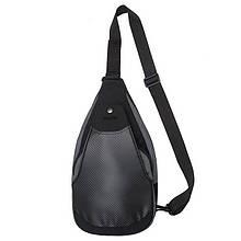 Сумка для скрытого ношения оружия DANAPER Velox (420x250x50мм), черно-серая