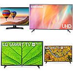 🖥В наявності LED телевізори від провідних виробників! Якістю зображення та звуку Ви будете задоволені на всі 100%!👍