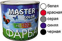 Краска НЦ-132 «Master color» 0,8кг