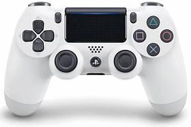 Джойстик Sony DualShock 4 V2 для PS4 Геймпад Беспроводной Белый