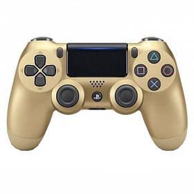 Джойстик Sony DualShock 4 V2 для PS4 Геймпад Беспроводной Золотой