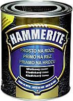 Эмаль Hammerite молотковая 0,75кг