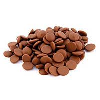 Шоколад молочний в каллетах 32,5% Cargill Бельгія, 1кг