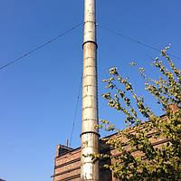 Основной особенностью строительно-монтажных работ по устройству дымовых и вентиляционных труб, а также сторож