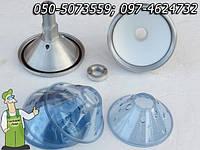Барабан сепаратора с пластмассовыми тарелками в сборе для сепаратора Мотор Сич, фото 1