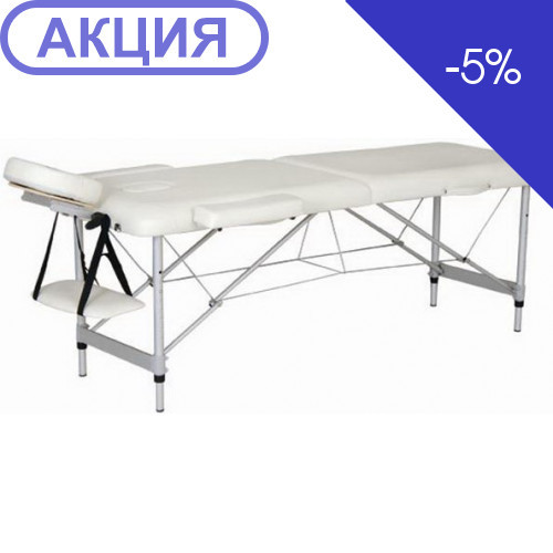 Масажний стіл 2-х секційний (HY-2010-1.3) House Fit