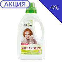 Жидкое средство AlmaWin для стирки шерсти и шелка, 750мл