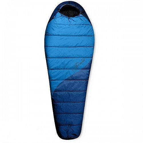Спальник Trimm BALANCE sea blue/mid. blue 185 L