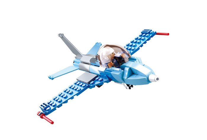 Конструктор SLUBAN M38-B0666 (Літак)