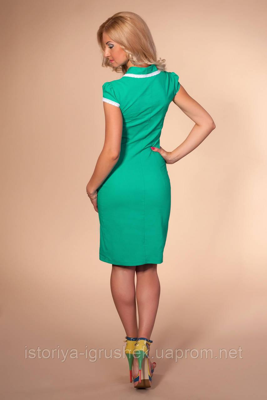4c6db4192d1d792 Купить сейчас - Женское офисное платье: 235 грн. - Платья, сарафаны ...