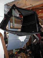 Ляда ЗАЗ-110240. Дверь задка Таврия. Крышка багажника 11024-6300024. Новая задняя дверка Tavria, фото 1