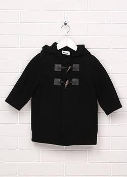 Пальто для хлопчика Damart 24 місяці Чорне (2900056266017)