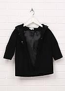 Пальто для мальчика Damart 24 месяца Черное (2900056266017), фото 2