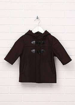 Пальто для хлопчика Damart 12 місяців Коричневий (D-001)