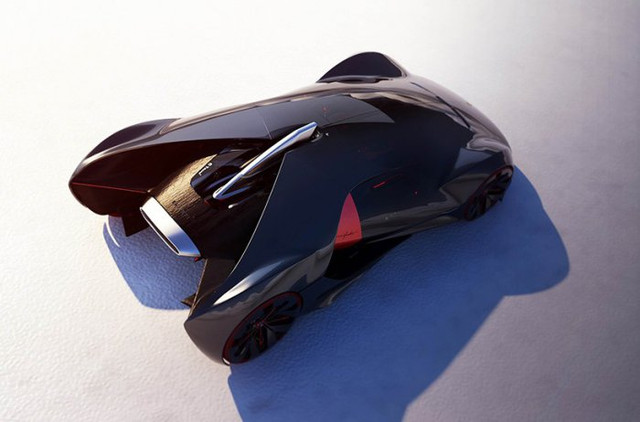 """Победитель конкурса """"Ferrari Top Design School Challenge"""""""