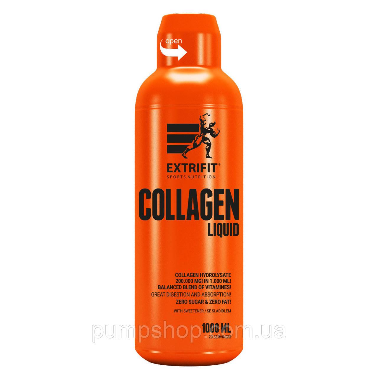 Колаген Extrifit Collagen Liquid 1000 мл (уцінка)