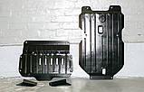 Защита картера двигателя и кпп Toyota FJ Cruiser 2007-, фото 3
