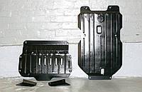 Защита радиатора, картера двигателя и кпп Toyota FJ Cruiser 2007- с установкой! Киев