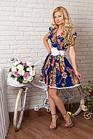 Женское шикарное платье из итальянского шёлка